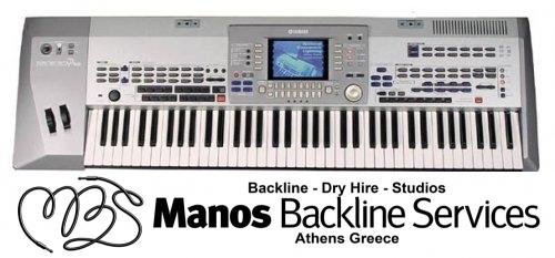 manos backline services yamaha psr 9000 pro. Black Bedroom Furniture Sets. Home Design Ideas
